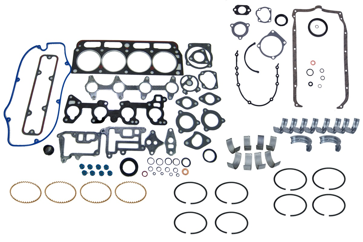 Fits Chevy 134 2.2  94-97 Truck Engine ReMain Kit Premium